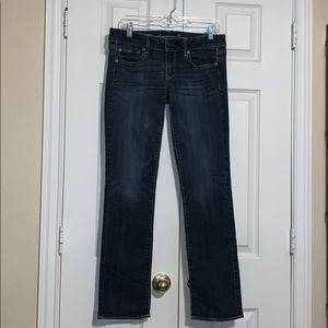 American Eagle Straight Leg Jeans Sz 6